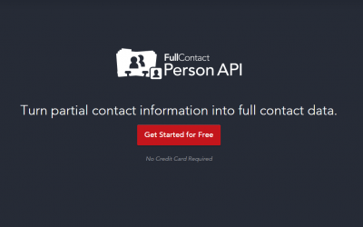 Full Contact: Profile Enrichment for Your Contacts